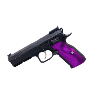 Grips 3D President (Long) for CZ