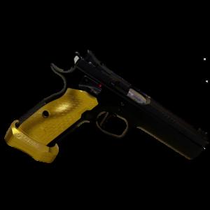 Grips 3D President (Short) for CZ