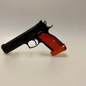 Set Monarch 1 for CZ TSO (short thick grips + magwell)